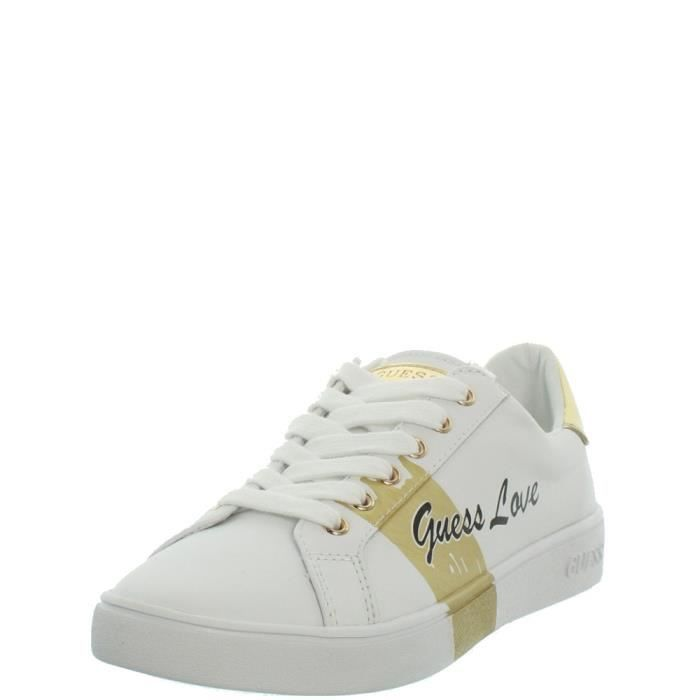 Guess Chaussures Baskets ref_guess40597-white Guess iohevP