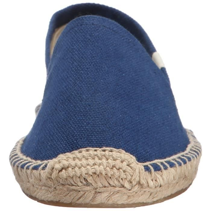 Femmes Soludos Chaussons