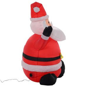 Pere noel gonflabe achat vente pere noel gonflabe pas cher cdiscount - Pere noel gonflable pas cher ...