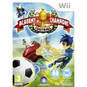 JEU WII ACADEMY OF CHAMPIONS FOOTBALL / JEU POUR CONSOLE N
