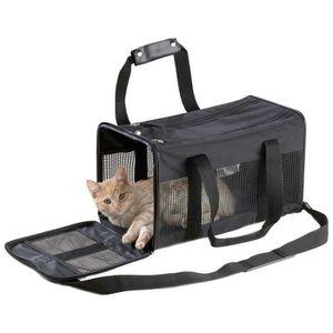 EBI Panier de transport S - 48x27x25cm - Pour chien ou chat