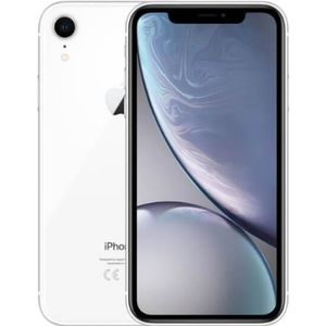SMARTPHONE APPLE iPhone Xr Blanc 64 Go