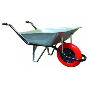 BROUETTE Brouette 90 litres roue increvable