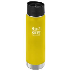 GOURDE Klean Kanteen Wide 592ml Isotherme Bouteille Cafe