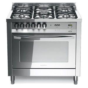 PLAQUE MIXTE LOFRA PLG96MFT-C TOTAL Total Inox 90X60 cuisinière