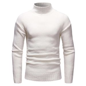 PULL Pull homme Col roulé pull col montant hommes pull