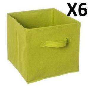 panier pour etagere cube achat vente panier pour. Black Bedroom Furniture Sets. Home Design Ideas