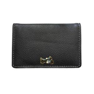 Suzuki porte-cartes porte-monnaie en cuir