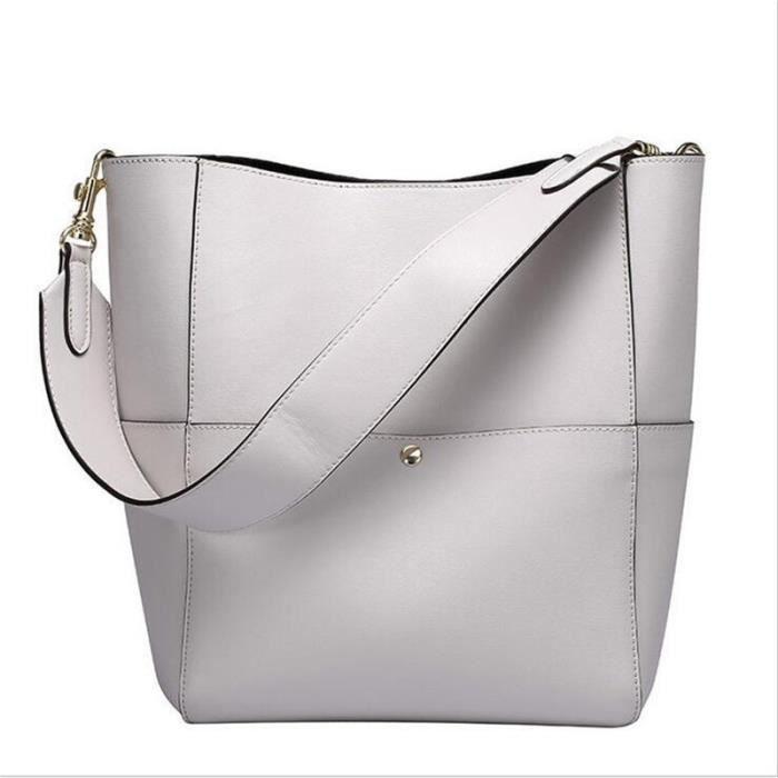 sac bandouliere sac cuir femme meilleure qualité sac à main de marque pour femme Sac Femme De Marque De Luxe En Cuir sac blanc