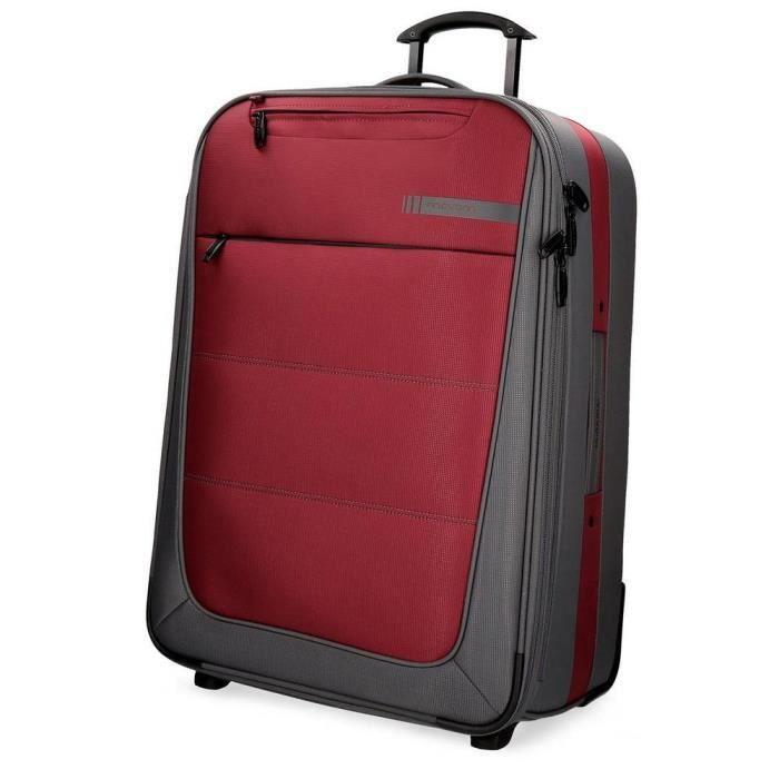 VALISE - BAGAGE Detroit Valise 75 cm 94 liters Rouge (Rojo)