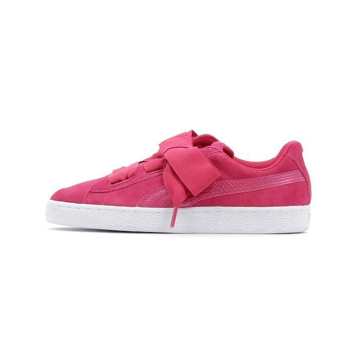 Baskets basses Puma Suede Heartsnk.prup B4Stsc