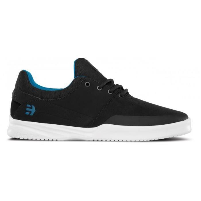 CHAUSSURES ETNIES HIGHLITE BLACK BLUE WHITE skateshoes