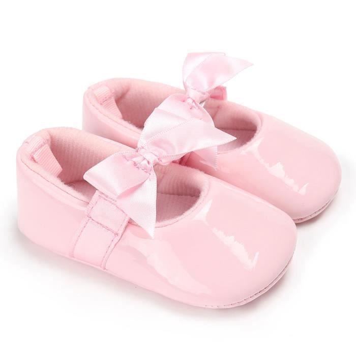 BOTTE Bébé Fille Garçon Semelle Souple Anti-dérapant Casual Chaussures Toddler Sandales@RoseHM 1cN6T