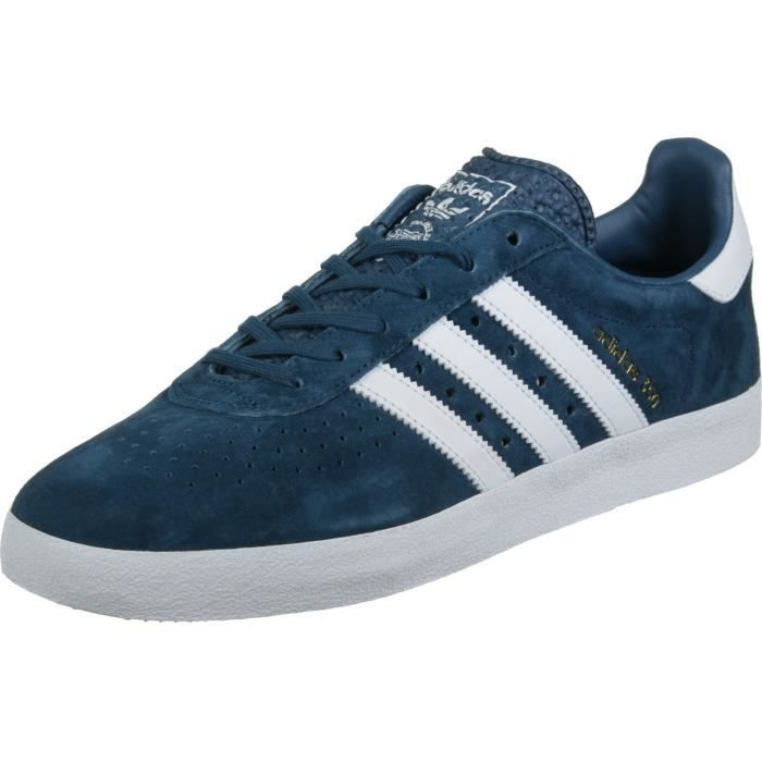 quality design 6f11c dd2b9 Adidas 350 Chaussures Fitness Hommes, Blanc 1Y9TJS Taille-39 1-2
