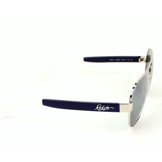 Lunettes de soleil Ralph Lauren RA-4114 -30906G - Achat   Vente lunettes de  soleil Femme Adulte Gris - Cdiscount 3ef4a4b24956