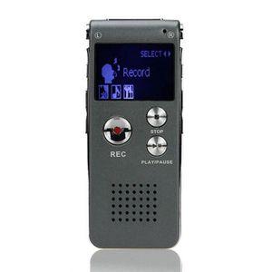 ENREGISTR. CONVERSATION 8 GB Marque Mini USB Flash Numérique Audio Voice R