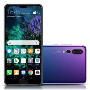 SMARTPHONE Huawei P20 Pro 6o +128Go King of Android Face ID N