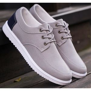 Hommes Canvas Sport Sneakers Summer Fashion Washed Homme Chaussures plates Casual  gray - Achat / Vente basket  - Soldes* dès le 27 juin ! Cdiscount