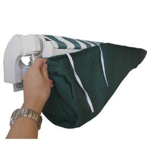 ACCESSOIRE DE STORE Sac de Protection pour Store Banne - Vert - 3m