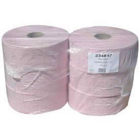 6 Rouleaux Papier Toilette Rose 600m 1 Pli Achat Vente Papier