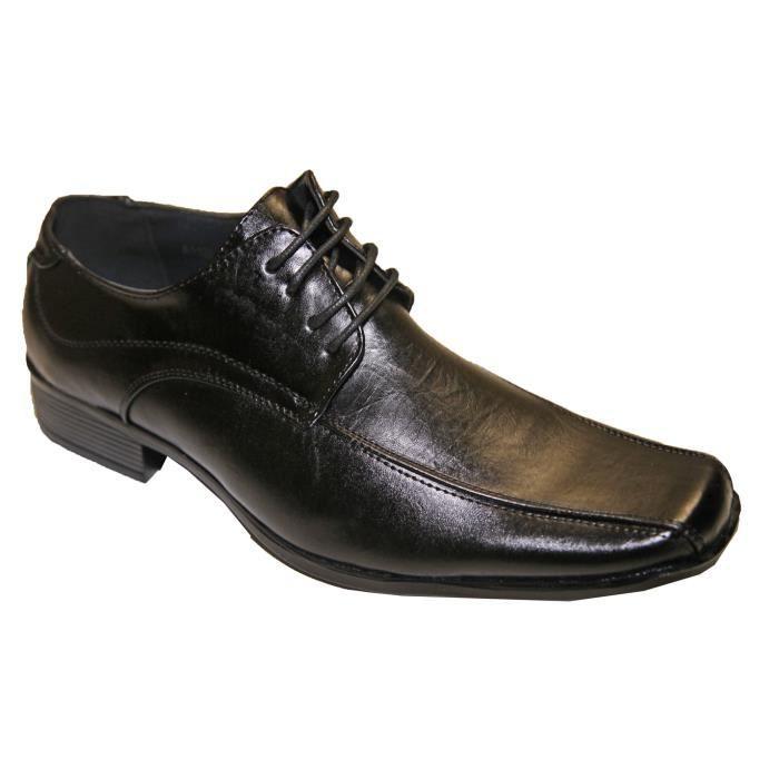 chaussure homme ville talon 3 cm achat vente pas cher cdiscount. Black Bedroom Furniture Sets. Home Design Ideas