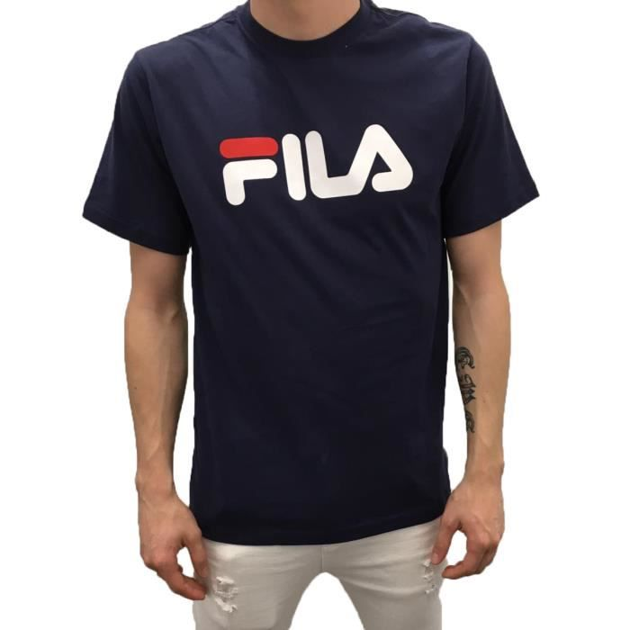 tee shirt fila 681093 pure gris
