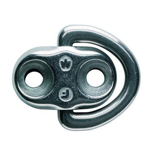 Cadène articulée simple embase avec tampon de blocage Modele 6mm