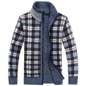 Veste en laine homme pas cher