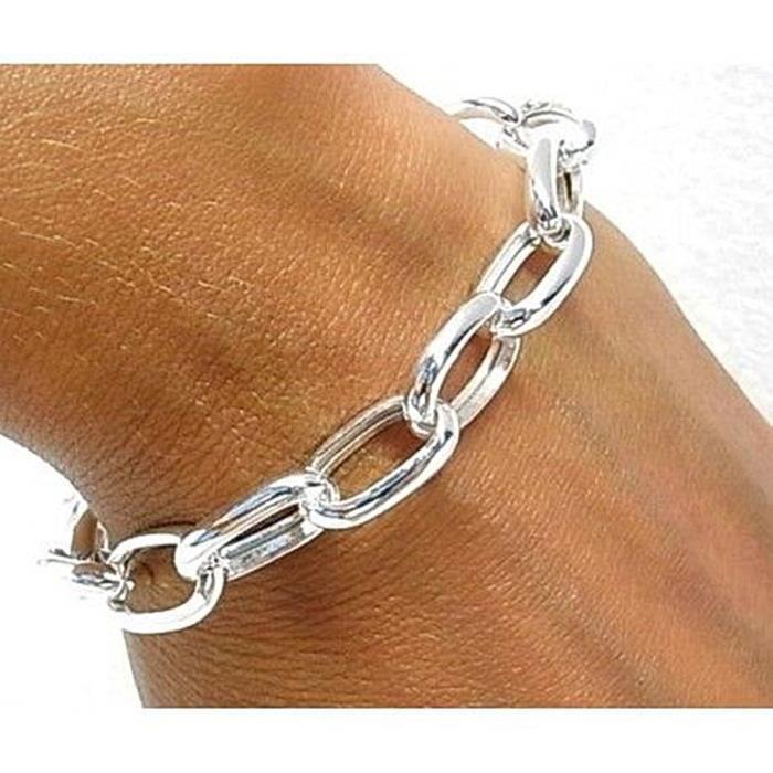 Bracelet Loi sur 925m liens argent [AB4383]