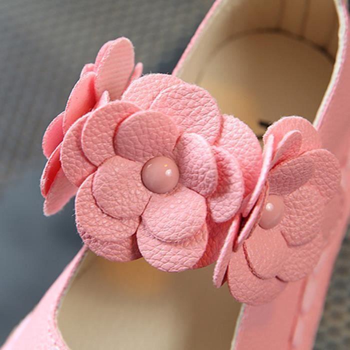 BOTTE Casual Enfants Chaussures Filles Bébé Filles Sneakers Enfants Doux Chaussures simples@RoseHM uJZ5E7EK