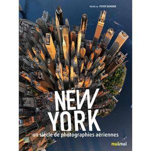 TABLEAU - TOILE New York. Un siècle de photographies aériennes
