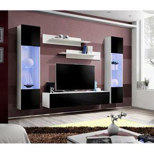 MEUBLE TV PRICE FACTORY - Meuble TV FLY A3 design, coloris b
