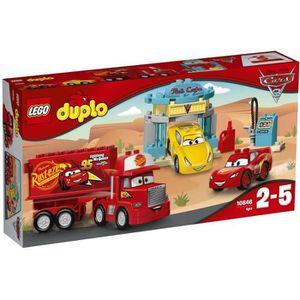 ASSEMBLAGE CONSTRUCTION LEGO® DUPLO Cars 3 10846 Le Café de Flo