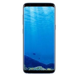 Téléphone portable SAMSUNG Galaxy S8 + SM-G955F 4Go 64 Go Bleu Océan
