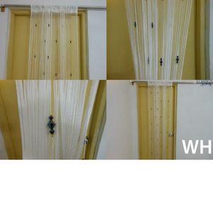 rideau porte fenetre achat vente rideau porte fenetre pas cher cdiscount. Black Bedroom Furniture Sets. Home Design Ideas