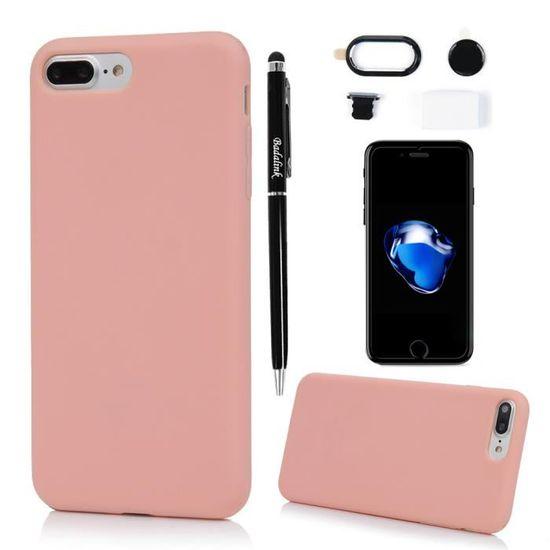 coque silicone iphone 7 fine