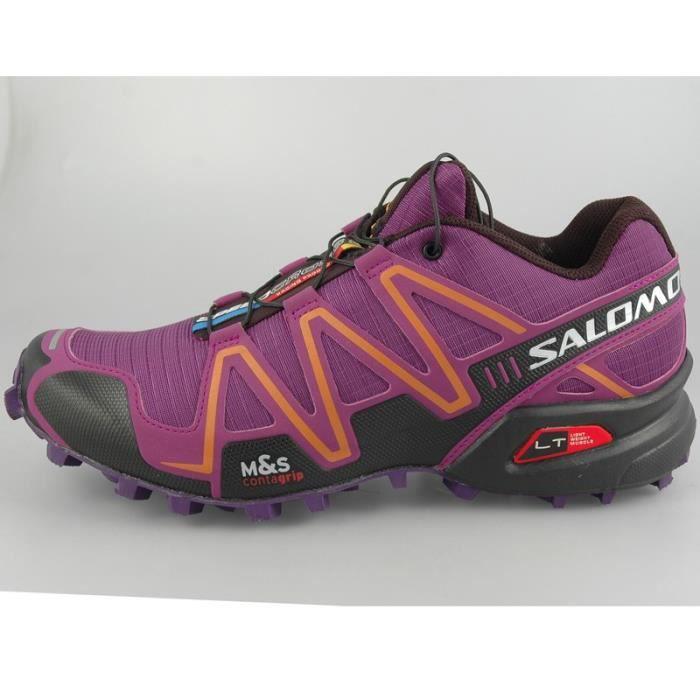 meilleure sélection 79506 1b7b8 SALOMON Chaussures Trail Speedcross 3 Femme - Prix pas cher ...