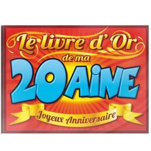 Très Livre d or anniversaire - Achat / Vente Livre d or anniversaire  KN18