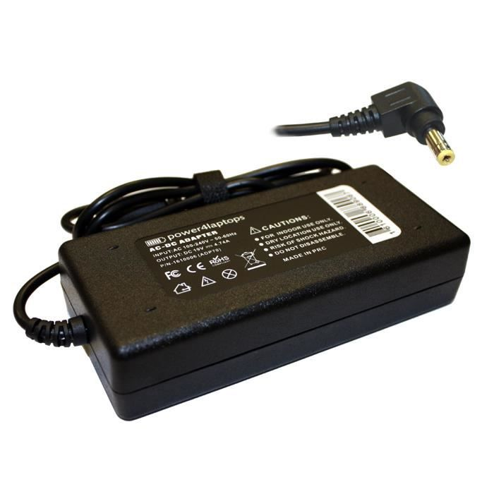 CHARGEUR - ADAPTATEUR  Asus G1S-AS068C Chargeur batterie pour ordinateur