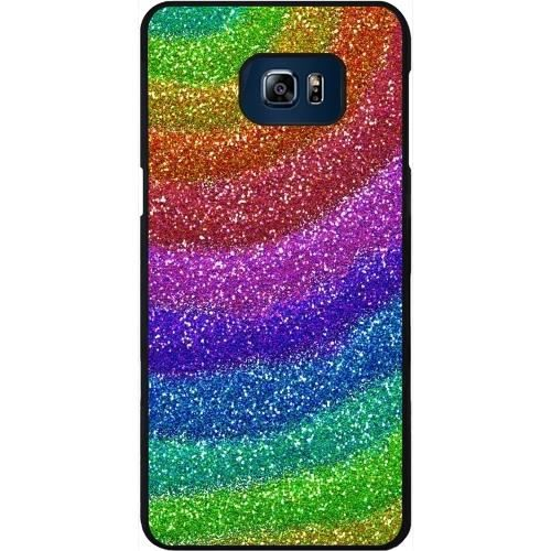 coque paillettes galaxy s6