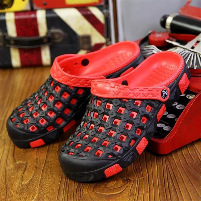 Durable Meilleure Nouvelle rose Rouge Qualité Mode Super Femme Chaussures Sandale Confortable pqYFUPP