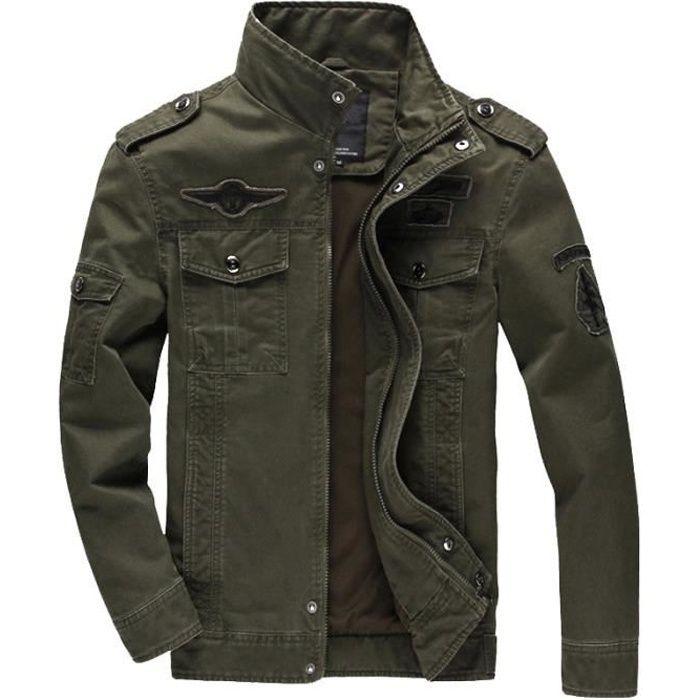 Vêtements Homme Grande De Taille Combinaison Décontractés Manteau xBCdeo