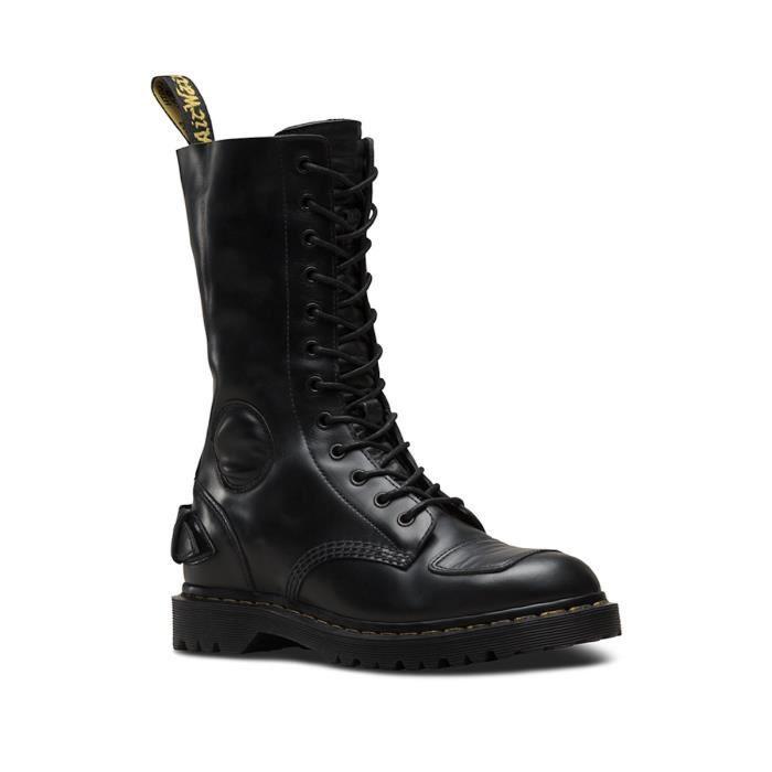 0c8629660faa84 Boot Dr Martens Neilson Noir - Achat / Vente bottine - Soldes d'été ...