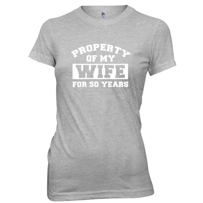 Daytripper Propriété Ans Gris De Imprimé shirt Femme 50 T Depuis Ma wStxwrcaqF