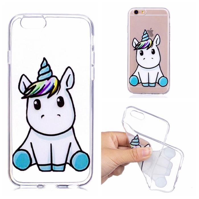coque licorne iphone 6 plus