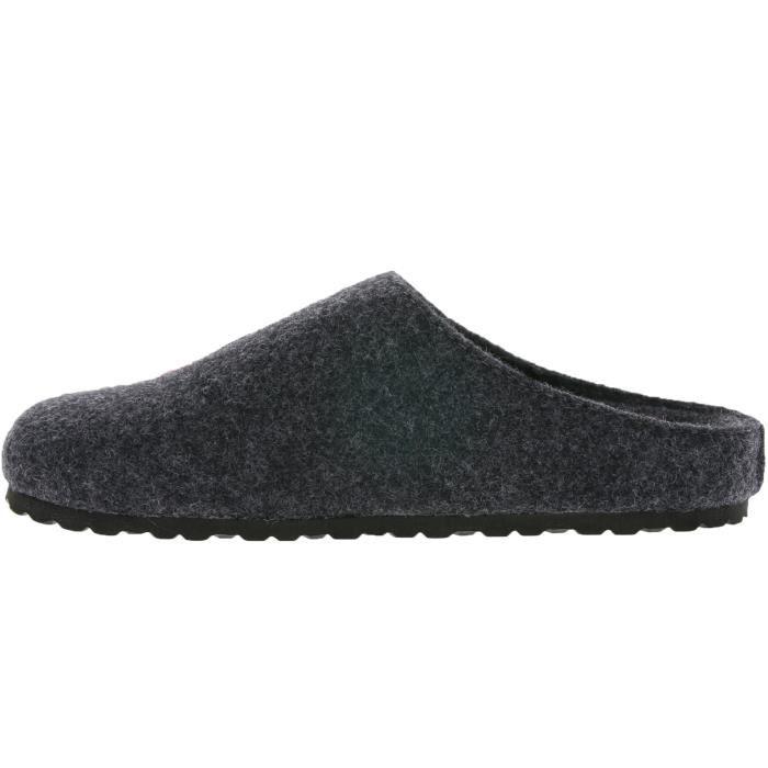 SUPERSOFT Pantoufles femme gris 522 208