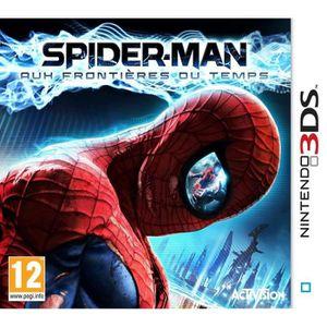 JEU 3DS SPIDER MAN - AUX FRONTIERES DU TEMPS / Jeu 3DS