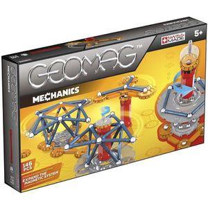 GEOMAG MECHANICS Jeu de Construction Magnétique 146 pcs