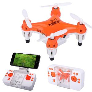 DRONE Tonsee®L6058W 2,4G 4 canaux 6Axis RC 3D Roll Quadr