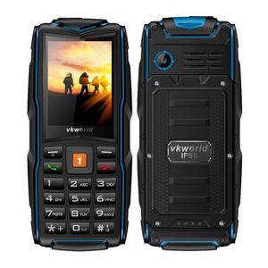 Téléphone portable VKWorld New Stone V3 IP68 étanche téléphone débloq